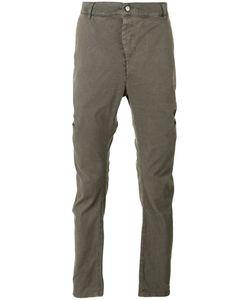 Andrea Ya'aqov | Side Pockets Tapered Trousers Size 31