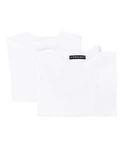 Y / Project | Cut Out T-Shirt