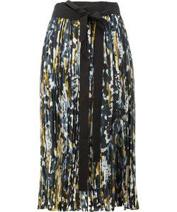 Marni | Printed Pleated Skirt Size 42