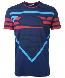 Iceberg | Superman Print T-Shirt Size Medium