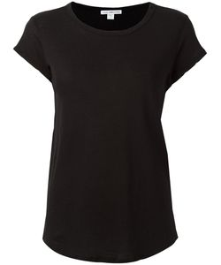 James Perse | Curved Hem T-Shirt I