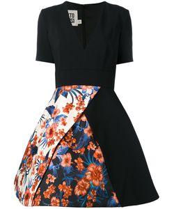 Fausto Puglisi | Panel Flared Skirt Dress Size 44