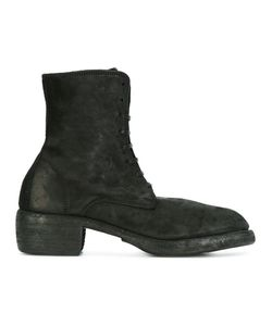 Guidi | Lace-Up Boots