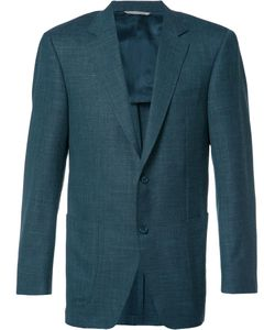 Canali   Button Up Blazer 54