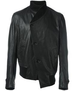 Ann Demeulemeester Grise | Lare Bomber Jacket Large Cotton/Lamb
