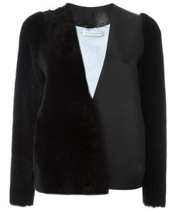 Inès & Maréchal | Amelie Jacket 38 Cotton/Calf Leather/Lamb