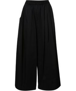 Tome | Stretch Long Karate Trousers Medium Silk/Spandex/Elastane