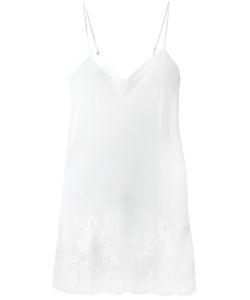 La Perla | Lace Story Nightdress 3 Silk/Cotton/Nylon