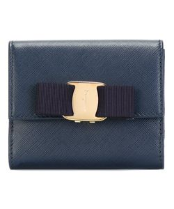 Salvatore Ferragamo | Miss Vara Short Wallet Calf Leather