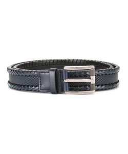 Salvatore Ferragamo | Braided Belt 90