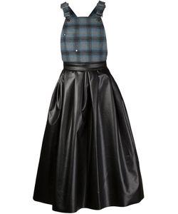 Koonhor | Detachable Dungaree Dress