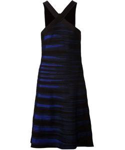Ohne Titel | Halter Neck Flared Dress