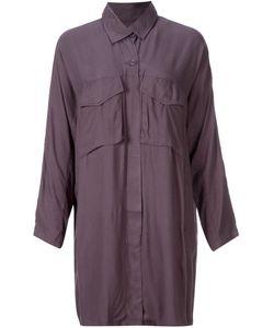 Unif | Chest Pocket Shirt Dress