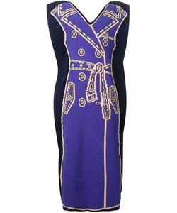 Xiao Li | Oversized Knit Dress