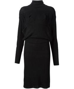 Bernhard Willhelm | Turtle Neck Sweater Dress