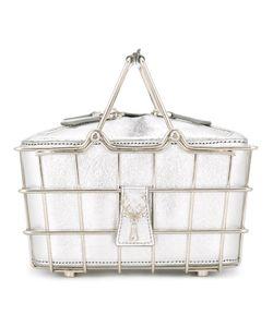 Savas | Mini Caroline Basket Bag