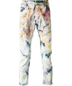 James Long | Paint Effect Jeans