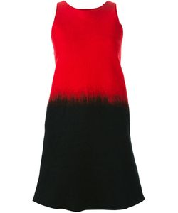 Sybilla | Felt Shift Dress Small