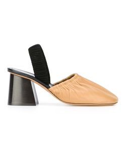 Céline   Closed Toe Mules Size 37