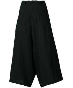 Y's | Cropped Flared Trousers Women 2