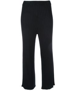 Le Ciel Bleu | Flared Cropped Trousers Size
