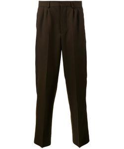 AMI Alexandre Mattiussi | Tailored Straight Trousers Size 52