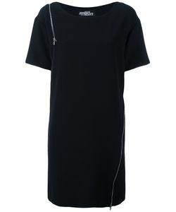 Jeremy Scott | Zip Detail Dress Size 40