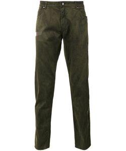Tom Rebl | Striped Detail Tapered Jeans Size 36