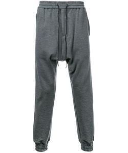 Juun.J | Tapered Drawstring Sweatpants Men 48