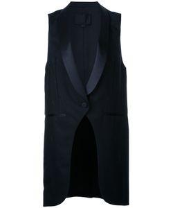 Alexander Wang   Shawl Collar Waistcoat 2