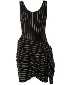 Amir Slama | Striped Beach Dress Medium