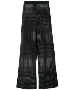 Damir Doma | Printed Wide Leg Trousers Men