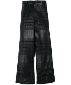 Damir Doma | Printed Wide Leg Trousers
