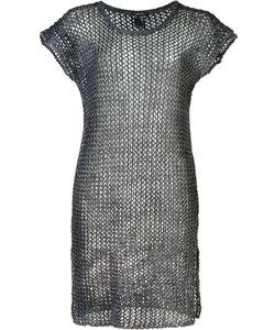 Avant Toi | Open Knit Dress Size Small