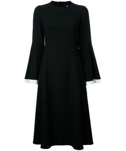 Le Ciel Bleu | Flared Sleeve Dress