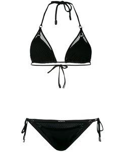 Moeva | Net String Bikini L