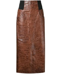 Kitx | Maxi Leather Skirt 6 Leather