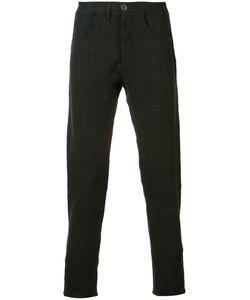 Label Under Construction | Regular Trousers 50 Linen/Flax
