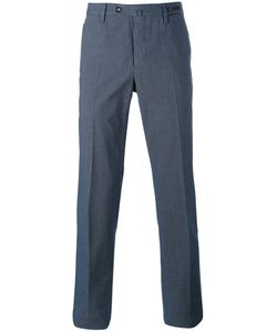 Pt01 | Slim Fit Tailored Trousers Size 48