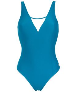 Brigitte | Panelled Swimsuit Women G