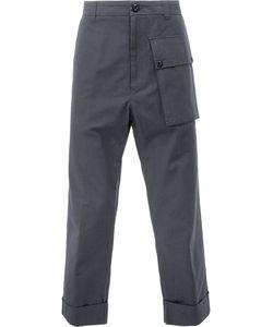 Wooster + Lardini | Oversized Pocket Trousers