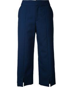 Le Ciel Bleu | Straight Cropped Pants 32