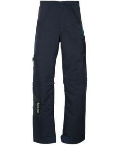 Longjourney | Zipped Cargo Trousers S