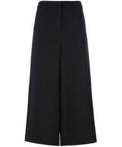 Demoo Parkchoonmoo | Wide Leg Cropped Trousers 38 Polyester