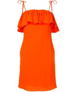 Sonia By Sonia Rykiel | Ruffled Fitted Dress