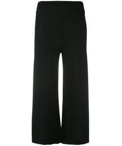 Le Kasha | Cropped Knit Trousers