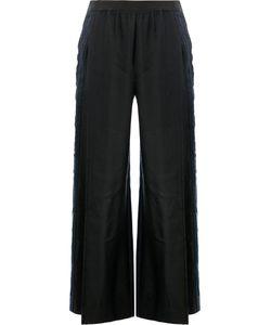 Ilaria Nistri   Side Stripe Wide-Leg Trousers 42