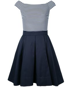 Guild Prime | Striped Boat Neck Dress