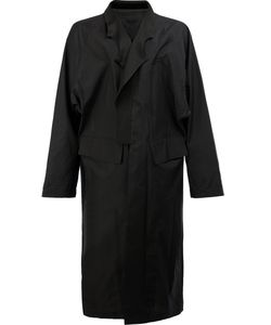 The Soloist | Asymmetric Long Coat