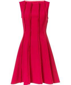 Jason Wu | Flared Dress 4 Polyester/Spandex/Elastane/Polytetrafluoroethylene Ptfe